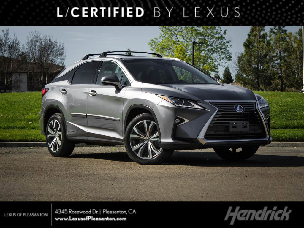 Certified Pre-Owned 2017 Lexus RX RX 450h