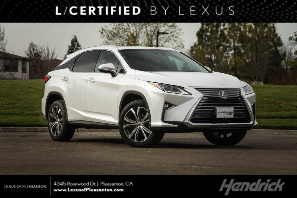 Pre-Owned 2016 Lexus RX 350 4DR AWD