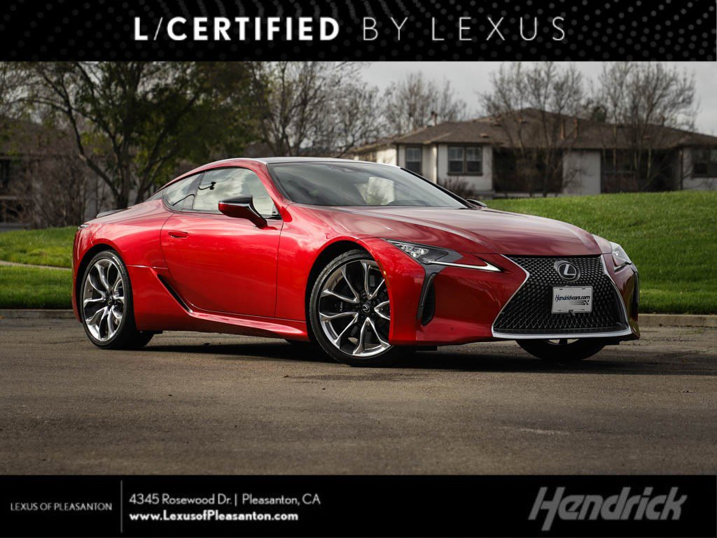 Certified Pre-Owned 2018 Lexus LC LC 500