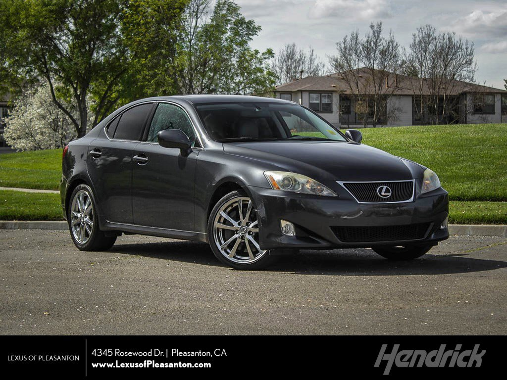 Pre-Owned 2007 Lexus IS 350 4dr Sport Sdn Auto