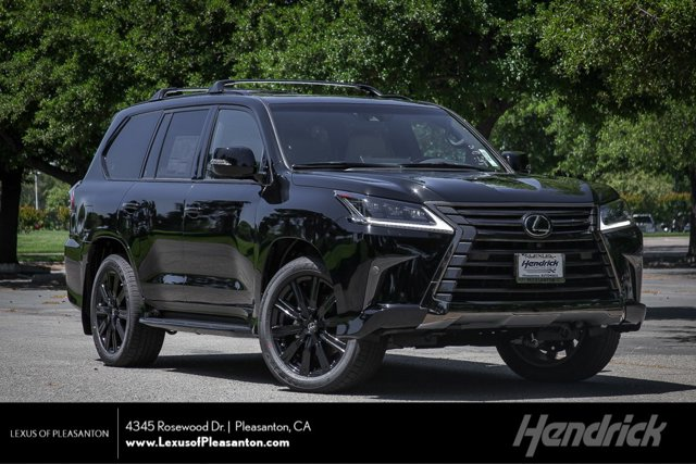 New 2019 Lexus LX 570 THREE-ROW LX570 Luxury Pkg HUD DVD Three Row 4WD