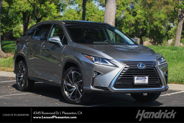 New 2019 Lexus RX 350 RX350 Luxury Pkg Pano LED HUD