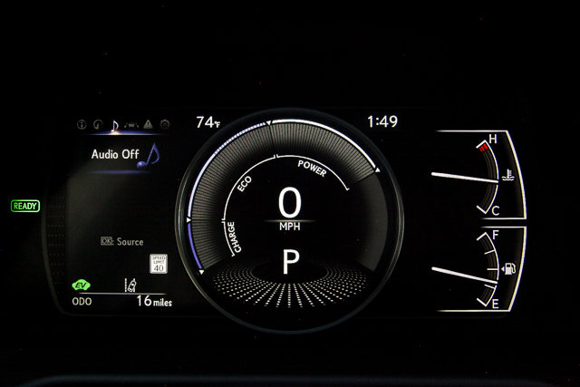 New 2019 Lexus ES 300h LUXURY ES300h Luxury Pkg LED HUD