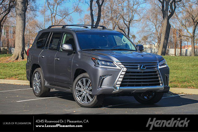 New 2019 Lexus LX 570 THREE-ROW LX570 Luxury Pkg Three Row HUD DVD