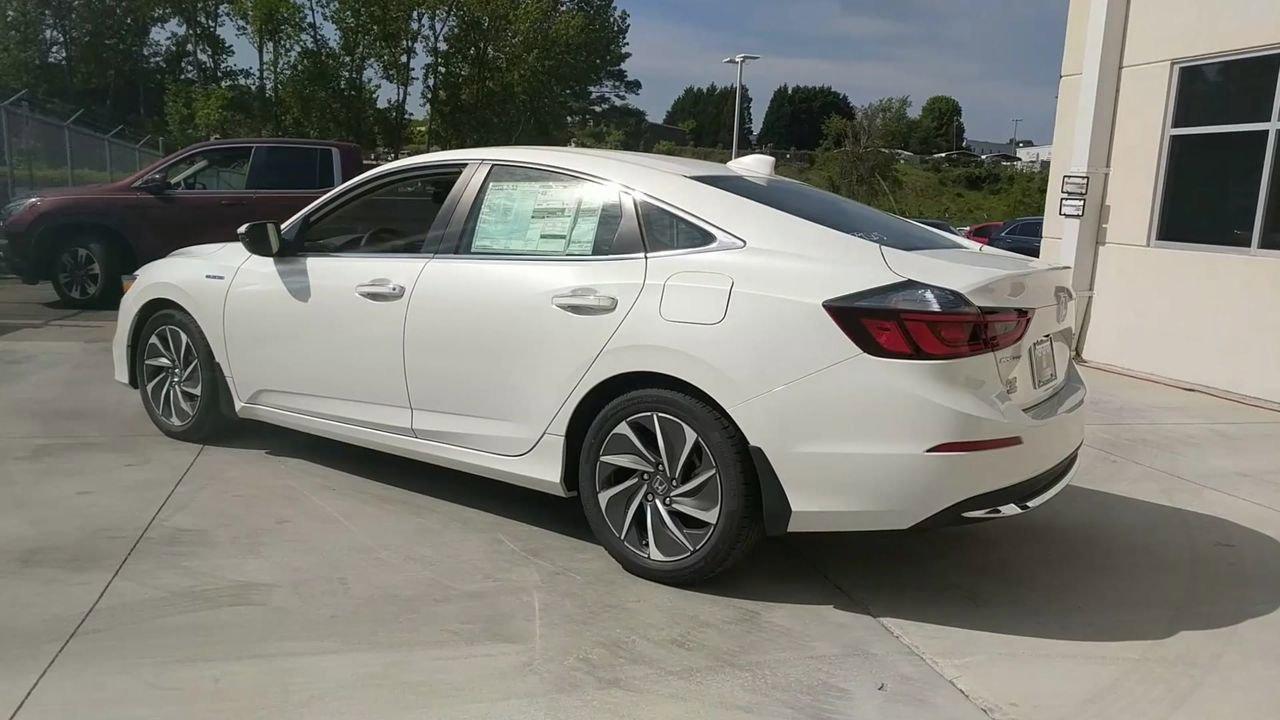 New 2020 Honda Insight Touring