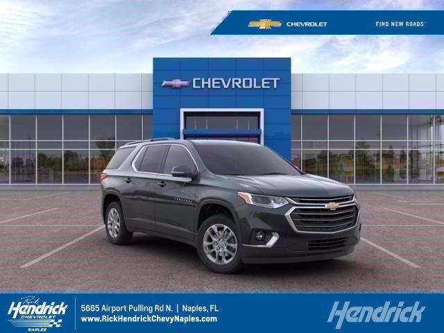 New 2020 Chevrolet Traverse LT Cloth