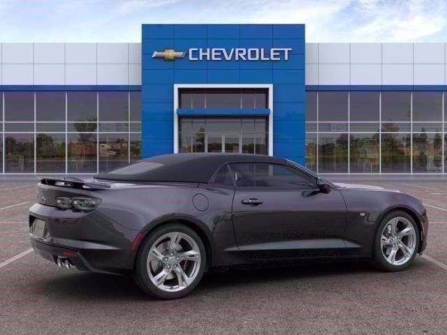 New 2020 Chevrolet Camaro 2SS
