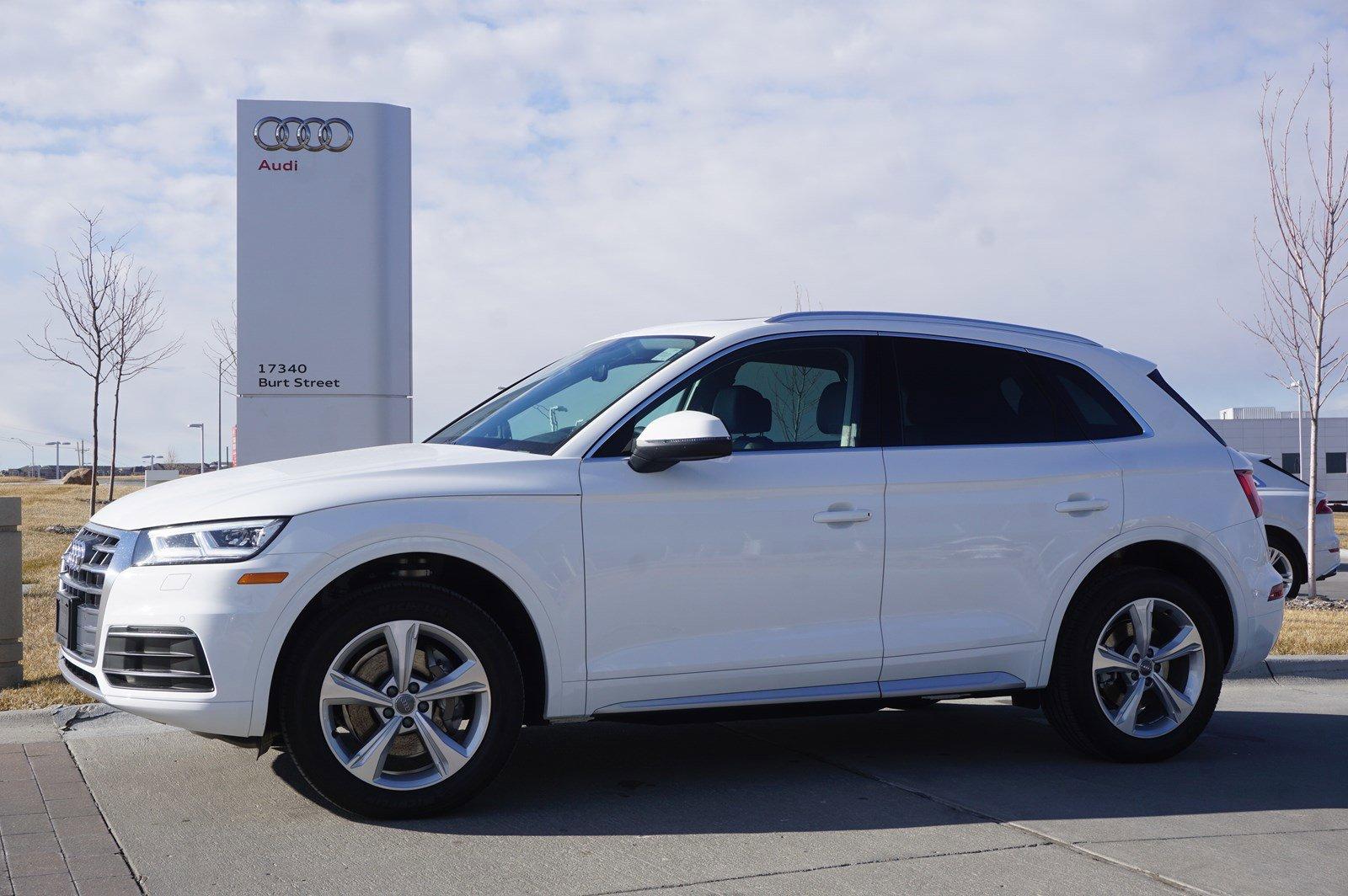 New 2020 Audi Q5 Premium Plus