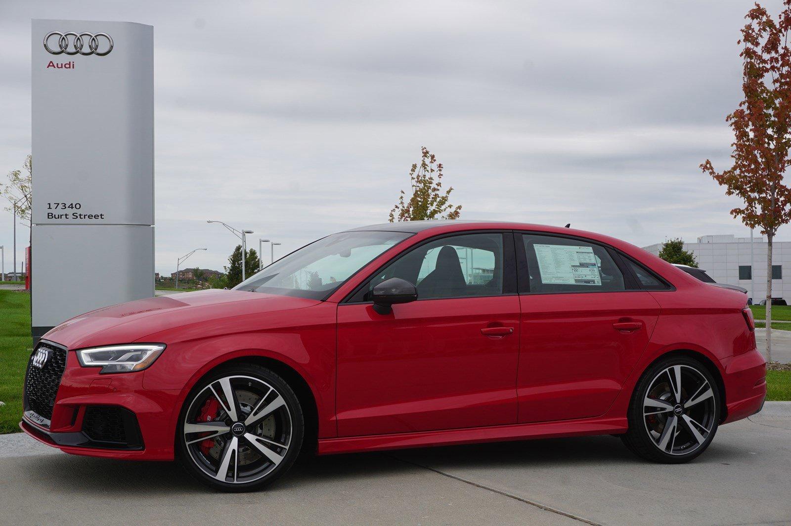 New 2019 Audi RS 3 2.5 TFSI