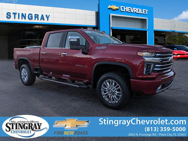New 2020 Chevrolet Silverado 2500HD 4WD Crew High Country