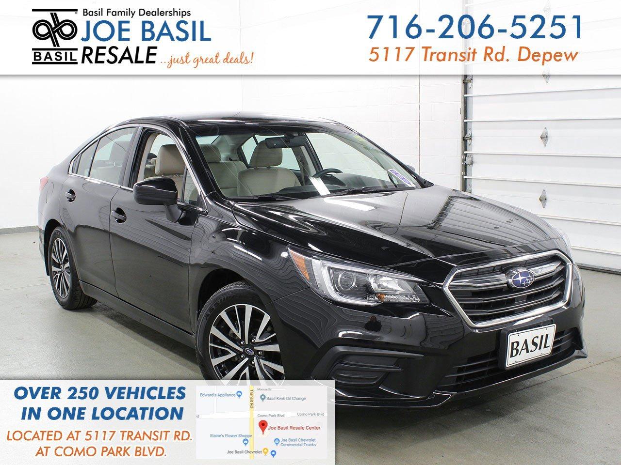 Pre-Owned 2018 Subaru Legacy Premium