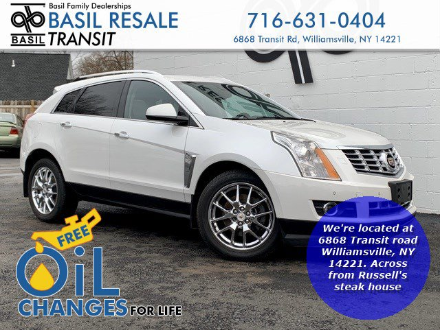 Pre-Owned 2014 Cadillac SRX Premium Collection