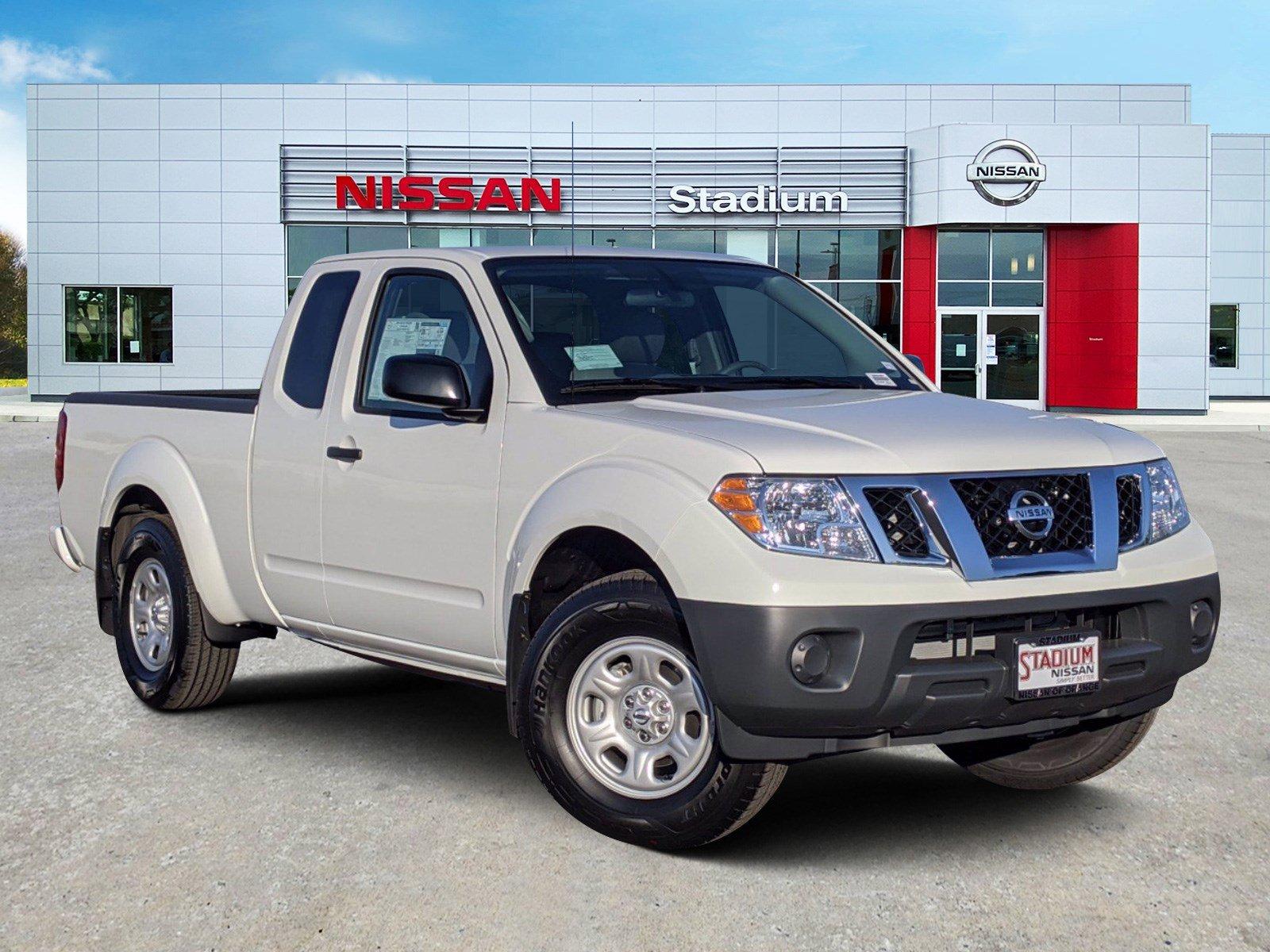 New 2020 Nissan Frontier S