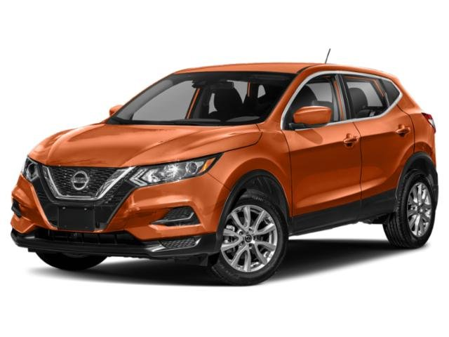Pre-Owned 2020 Nissan Rogue Sport S