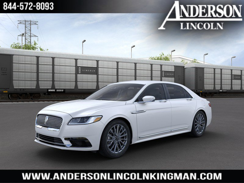 New 2020 Lincoln Continental Standard