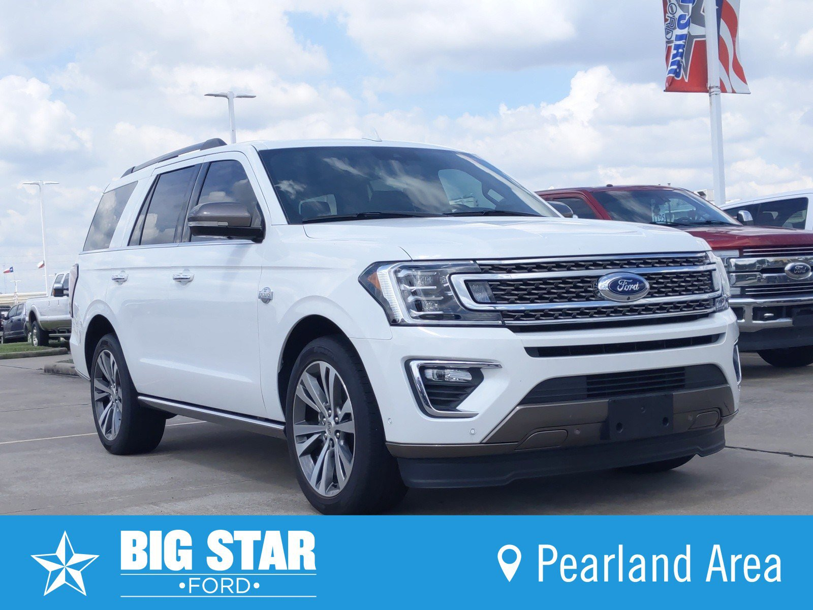 New 2020 Ford Expedition King Ranch Sport Utility Lea28275 Ken Garff Automotive Group
