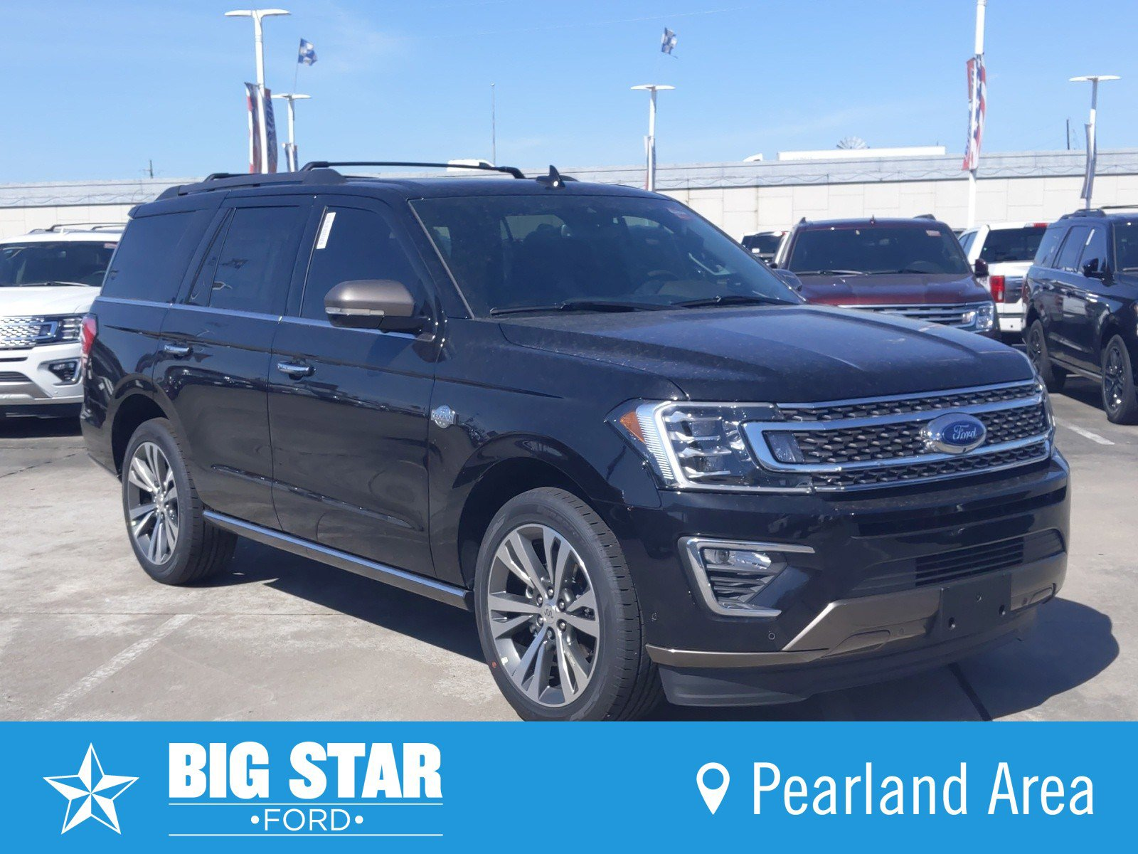 New 2020 Ford Expedition King Ranch Sport Utility Lea46118 Ken Garff Automotive Group