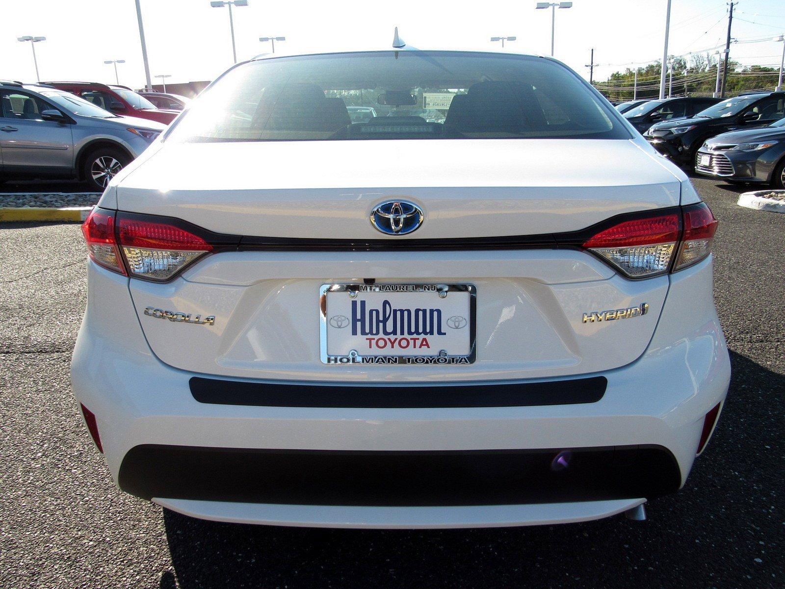 New 2020 Toyota Corolla Hybrid Hybrid LE