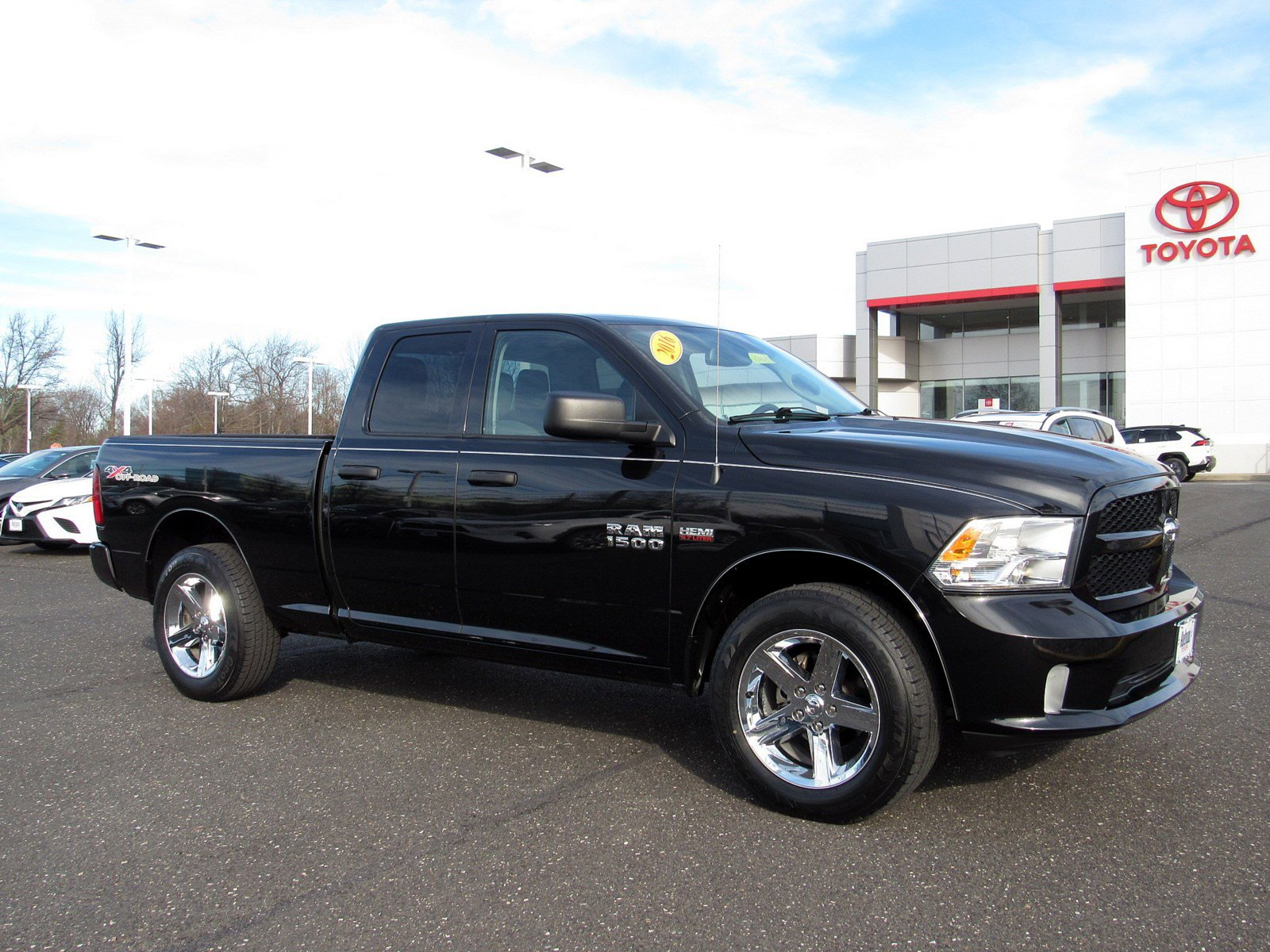 Pre-Owned 2016 Ram 1500 Express