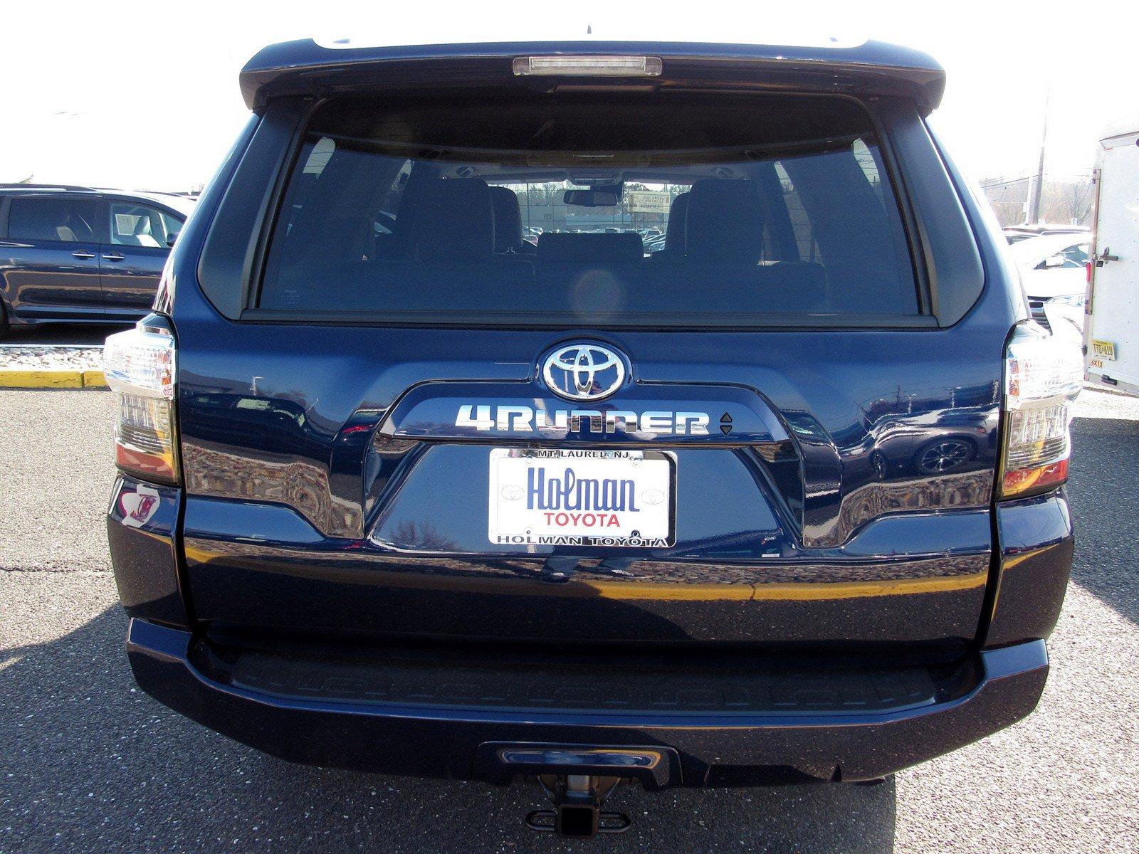 New 2020 Toyota 4Runner SR5 Premium