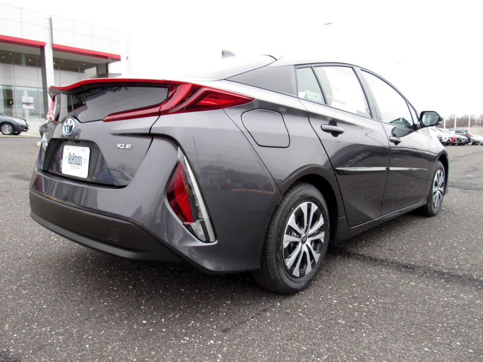 New 2020 Toyota Prius Prime XLE