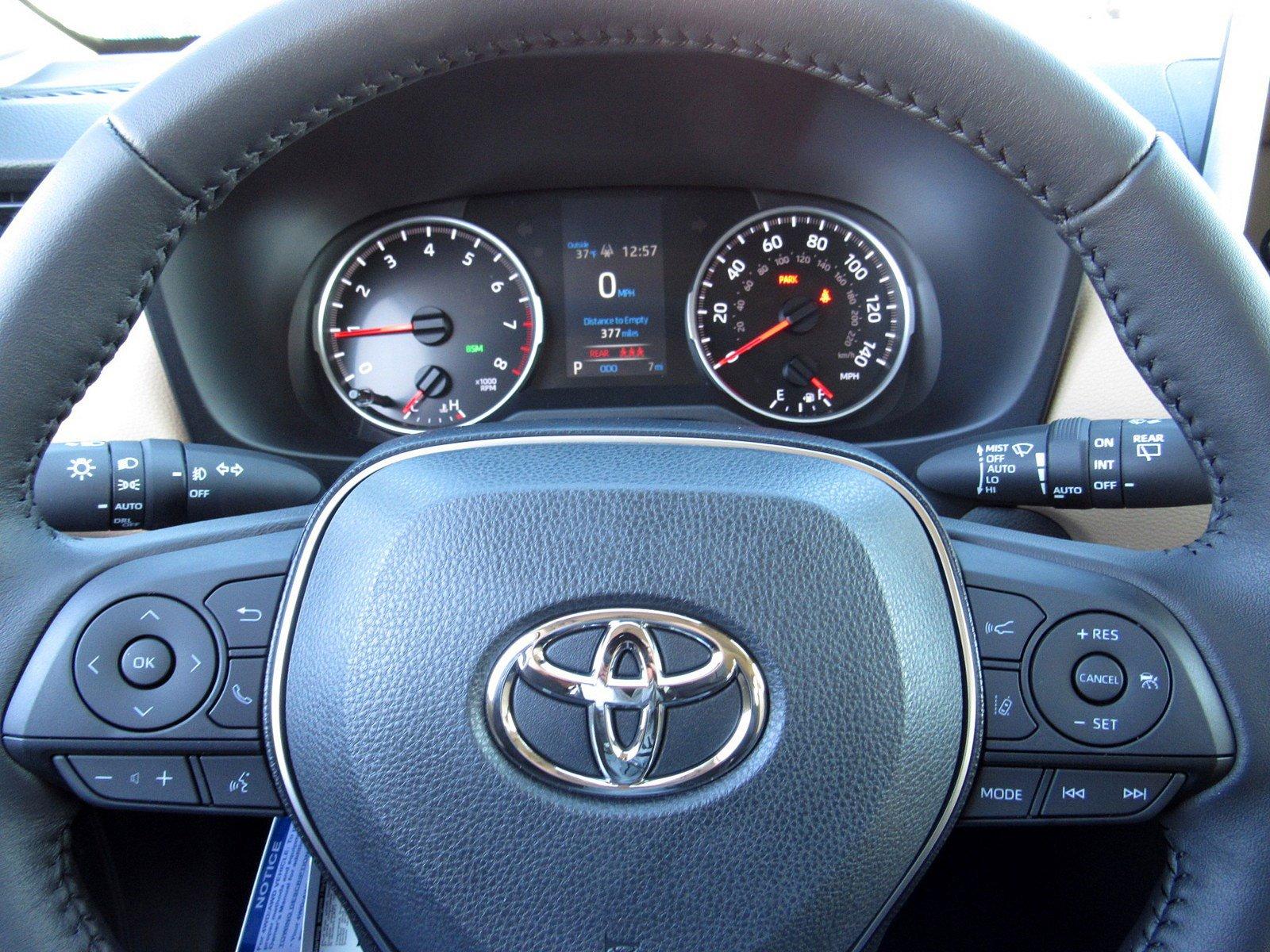 New 2020 Toyota RAV4 XLE Premium