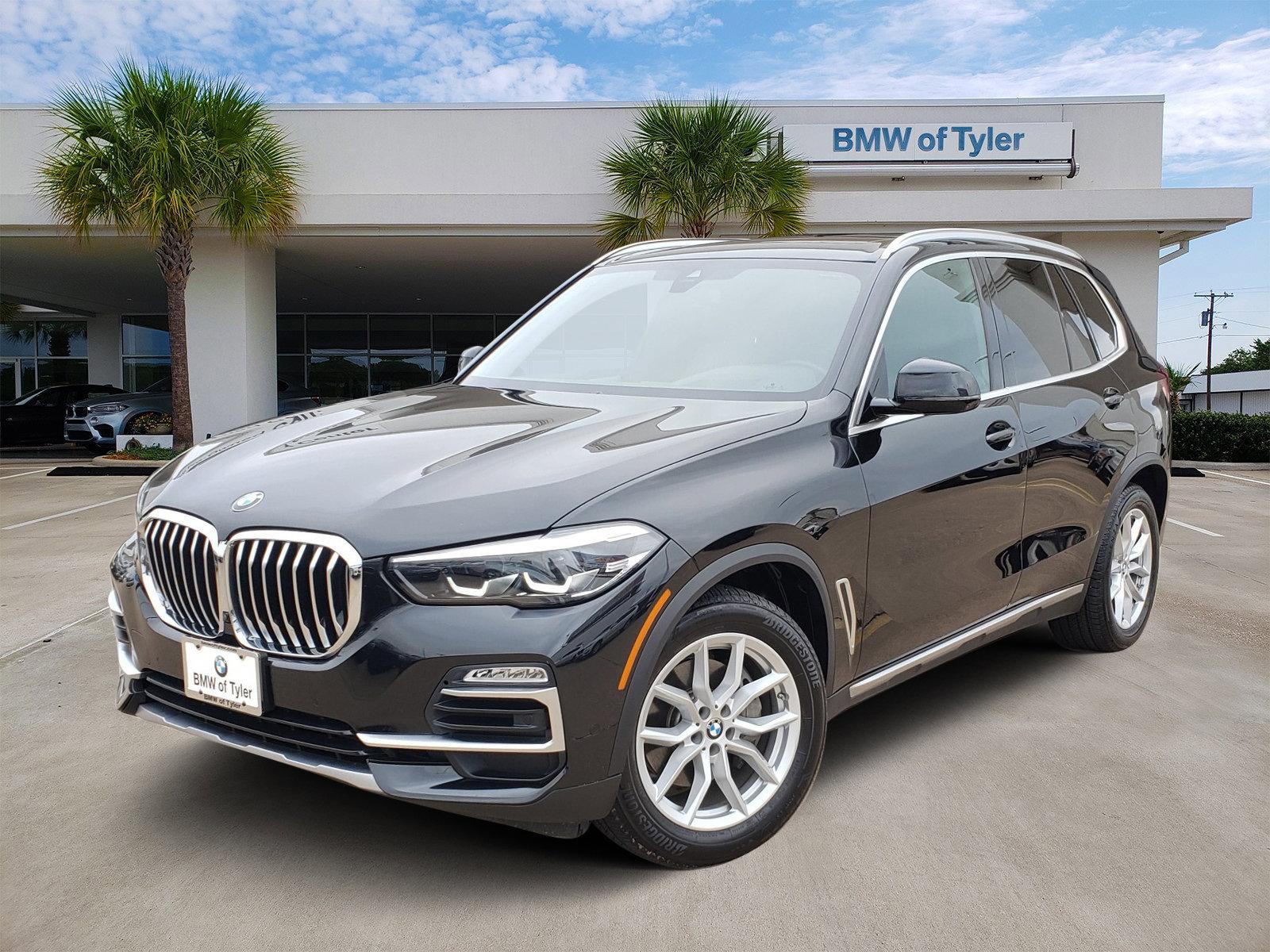 Loaner 2020 BMW X5 sDrive40i