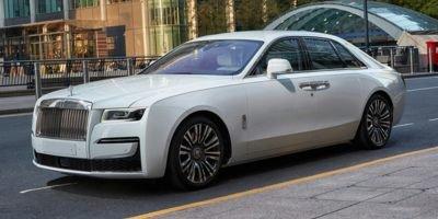 New 2021 Rolls-Royce Ghost