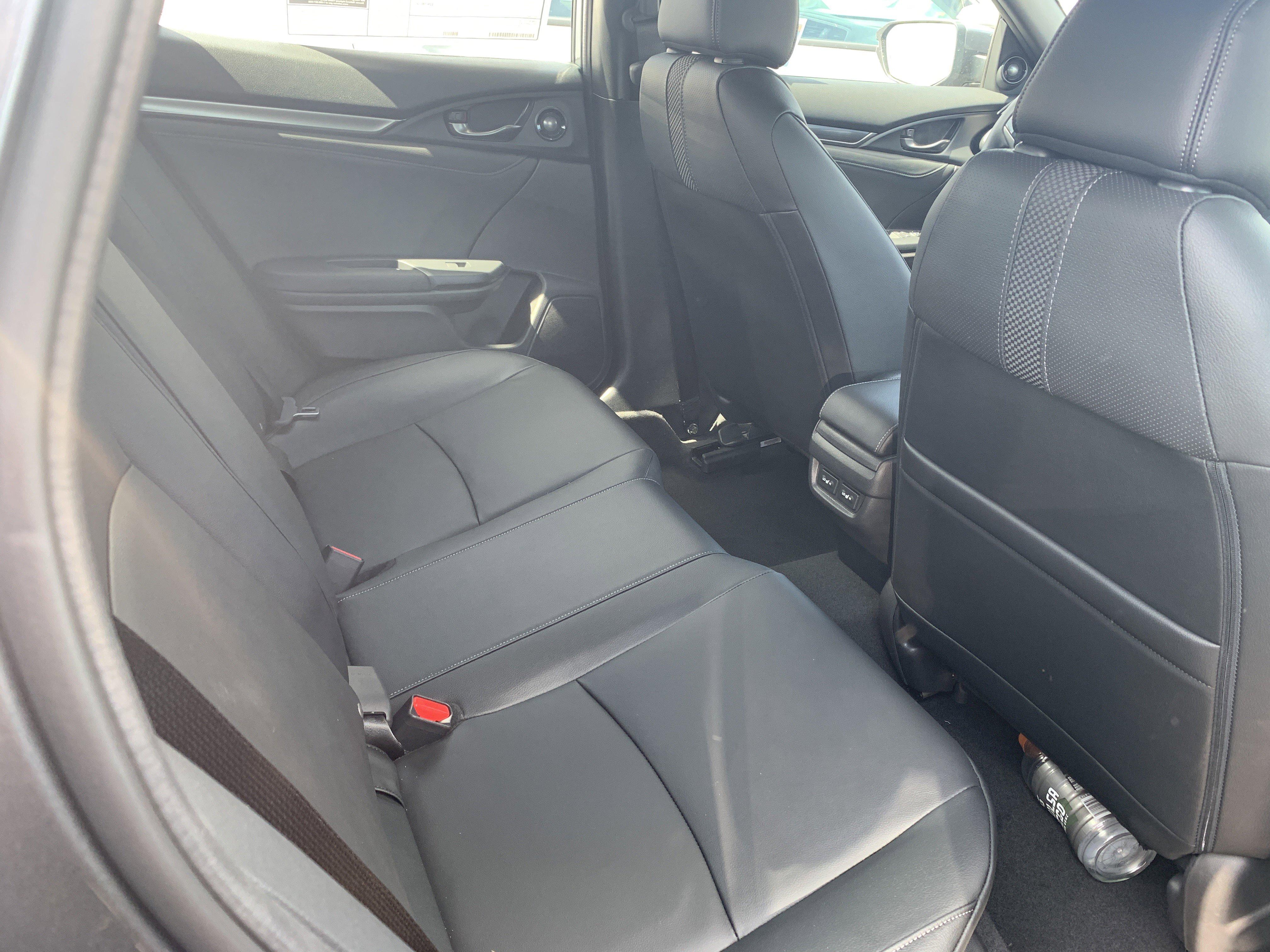 New 2020 Honda Civic Hatchback Sport Touring