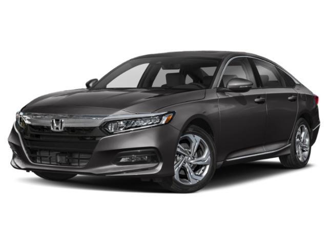 New 2019 Honda Accord Sedan EX-L 2.0T