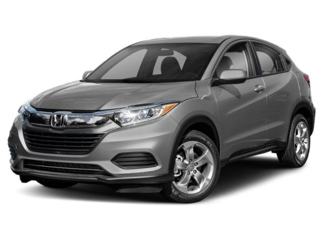 New 2019 Honda HR-V LX