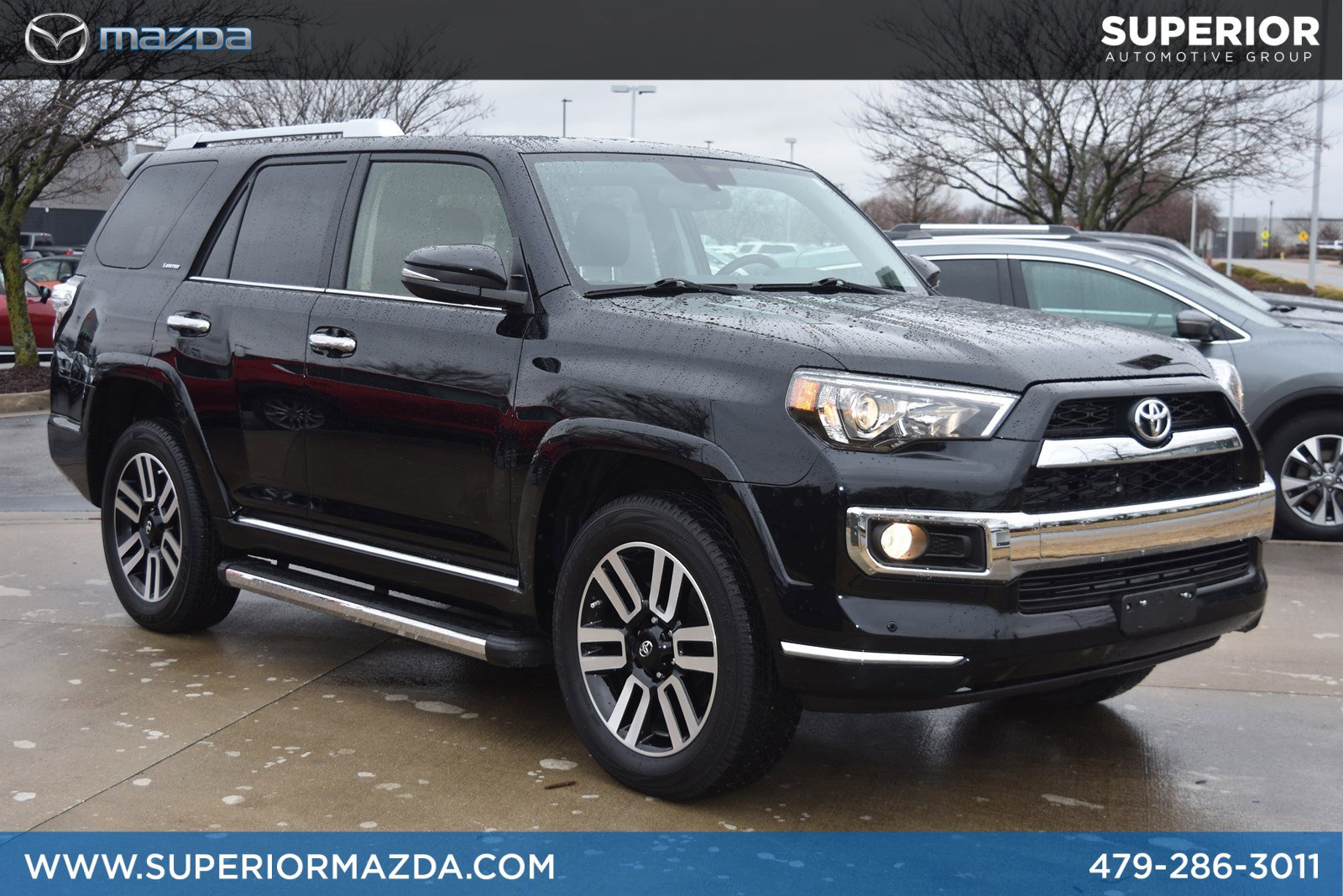 Pre-Owned 2019 Toyota 4Runner Limited 4WD