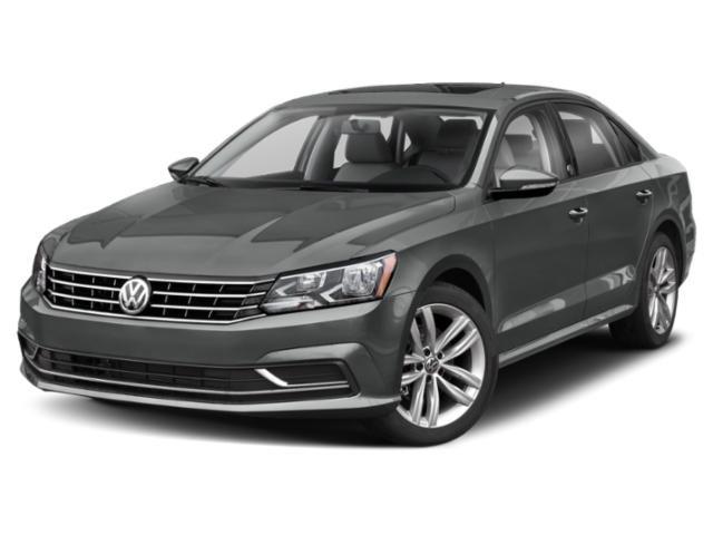 Pre-Owned 2019 Volkswagen Passat 2.0T Wolfsburg Edition