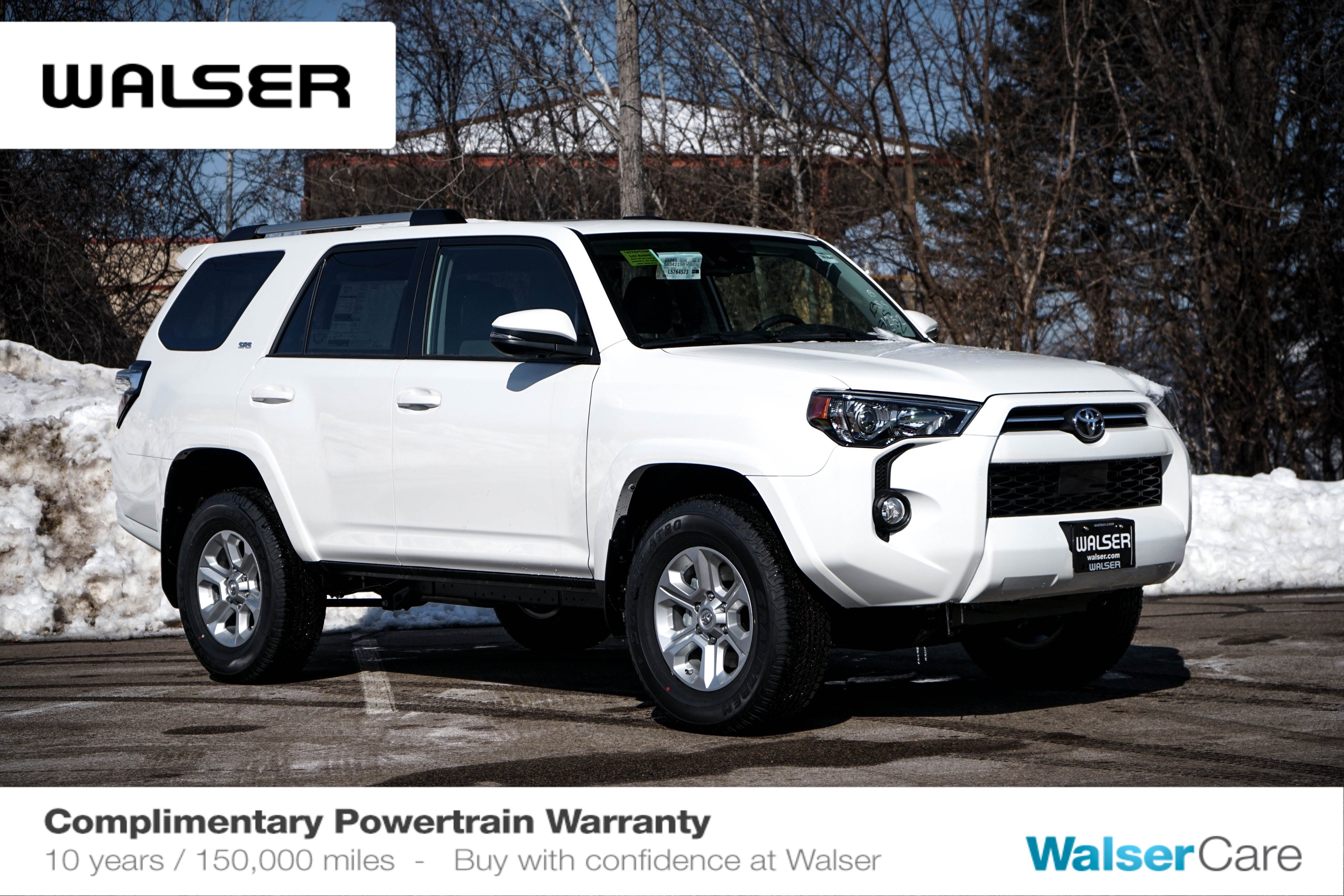 Toyota Four Runner 2020 Lease
