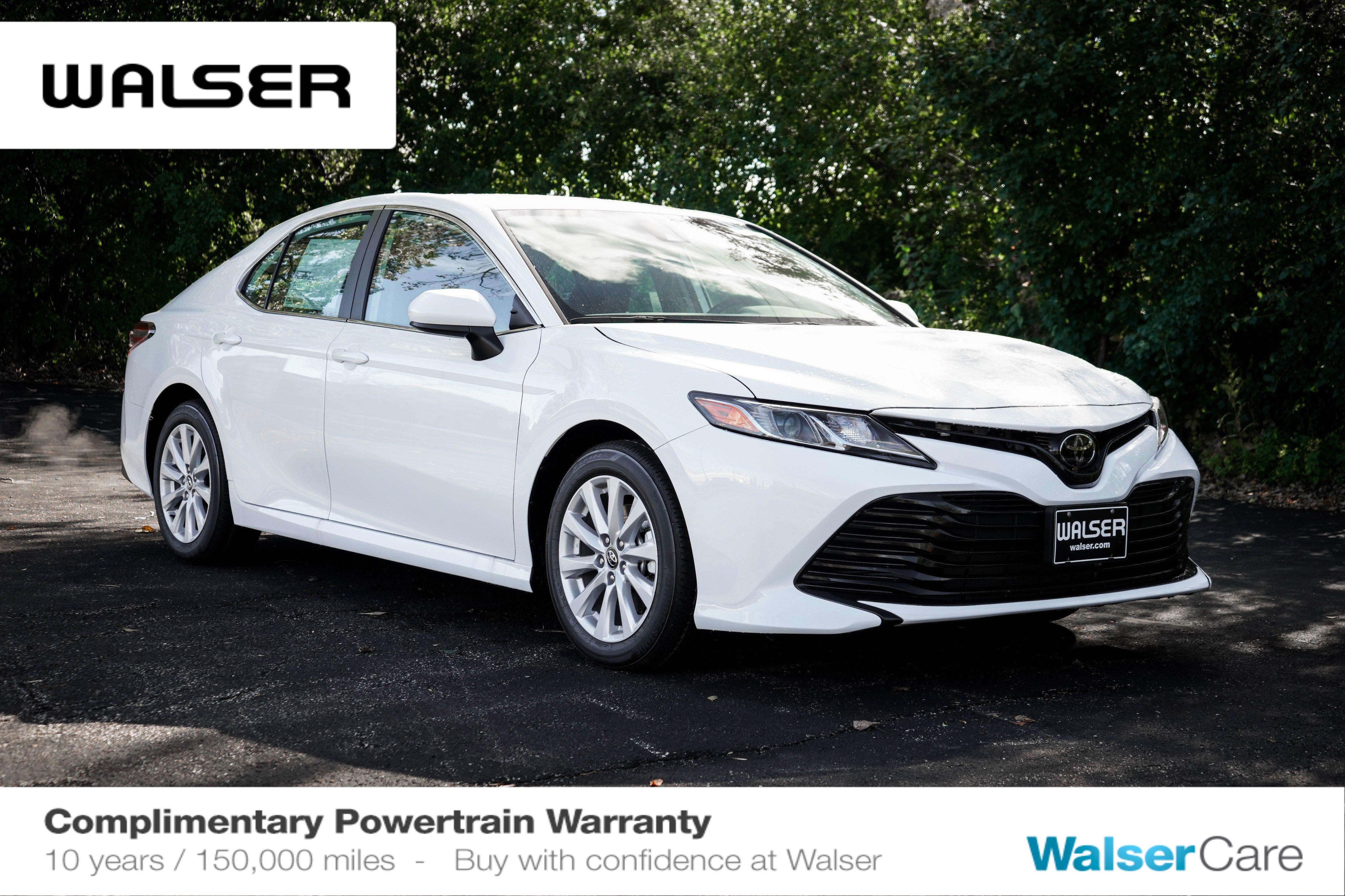 April 2020 Best 2020 Toyota Camry Lease Finance Deals Walser Toyota