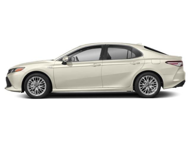 New 2020 Toyota Camry Hybrid XLE