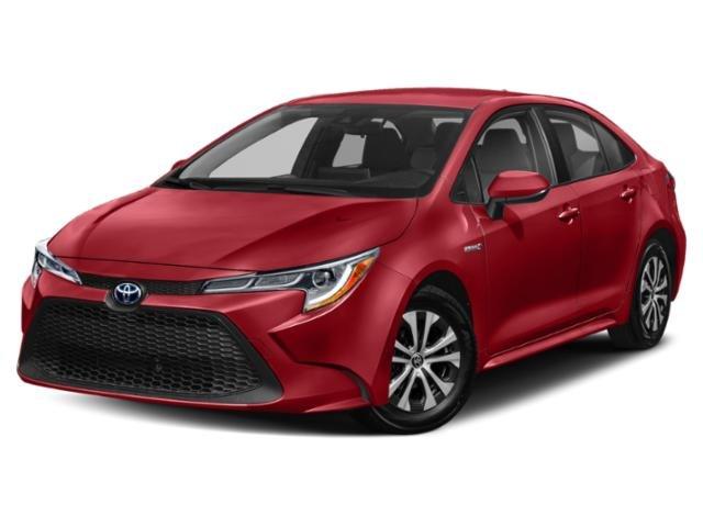 New 2020 Toyota Corolla Hybrid LE CVT