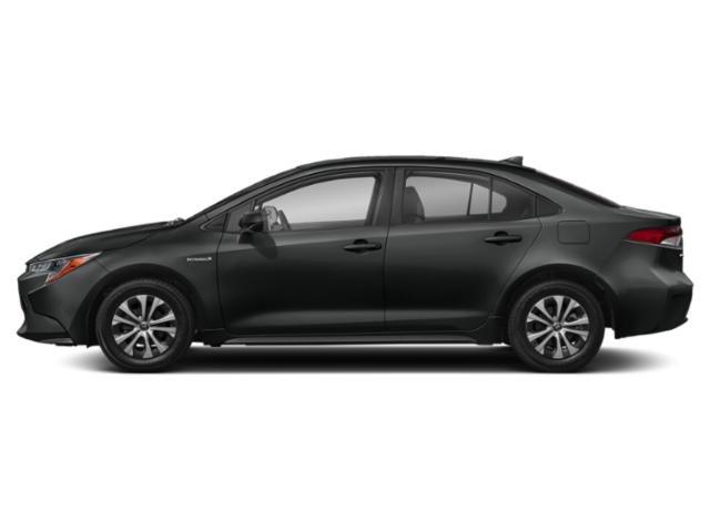 New 2020 Toyota Corolla Hybrid LE FWD