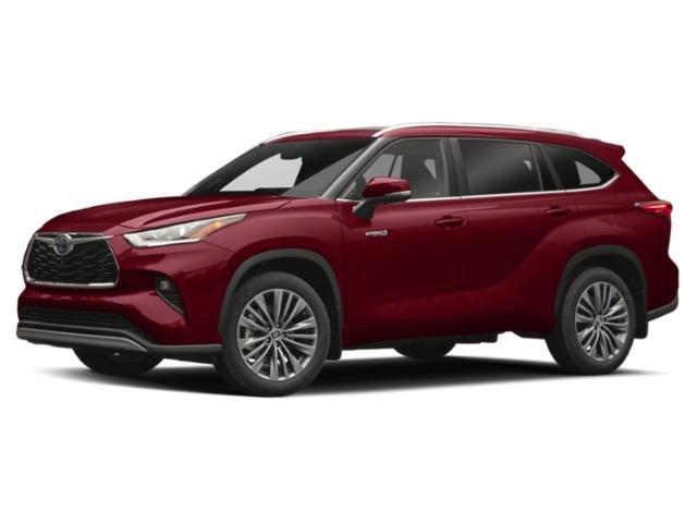 2020 Toyota Highlander Hybrid XLE AWD Lease Deals