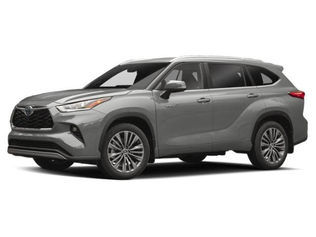 New 2020 Toyota Highlander Hybrid XLE AWD