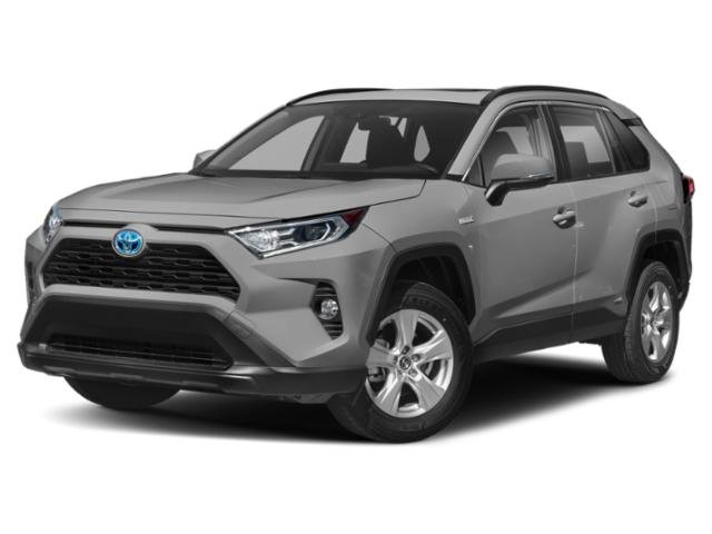 2020 Toyota RAV4 Hybrid LE AWD (Natl) *Ltd Avail* Lease Deals