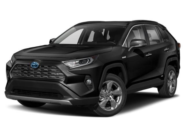 New 2020 Toyota RAV4 Hybrid Limited AWD (Natl) *Ltd Avail*