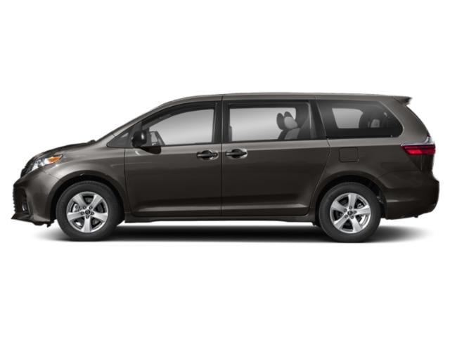 2020 Toyota Sienna LE FWD 8-Passenger