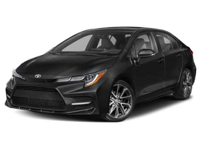 2021 Toyota Corolla SE CVT Lease Deals
