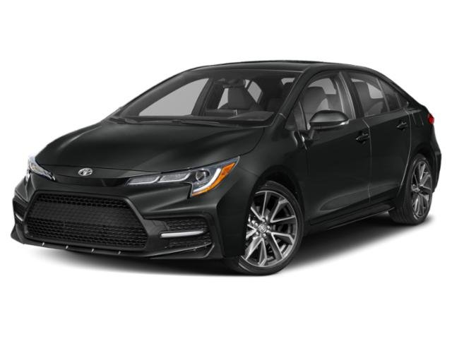 New 2021 Toyota Corolla SE CVT