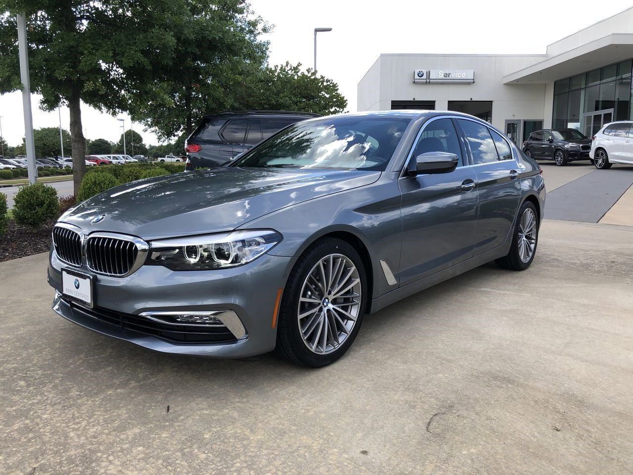 Certified Pre-Owned 2017 BMW 5 Series 530i xDrive
