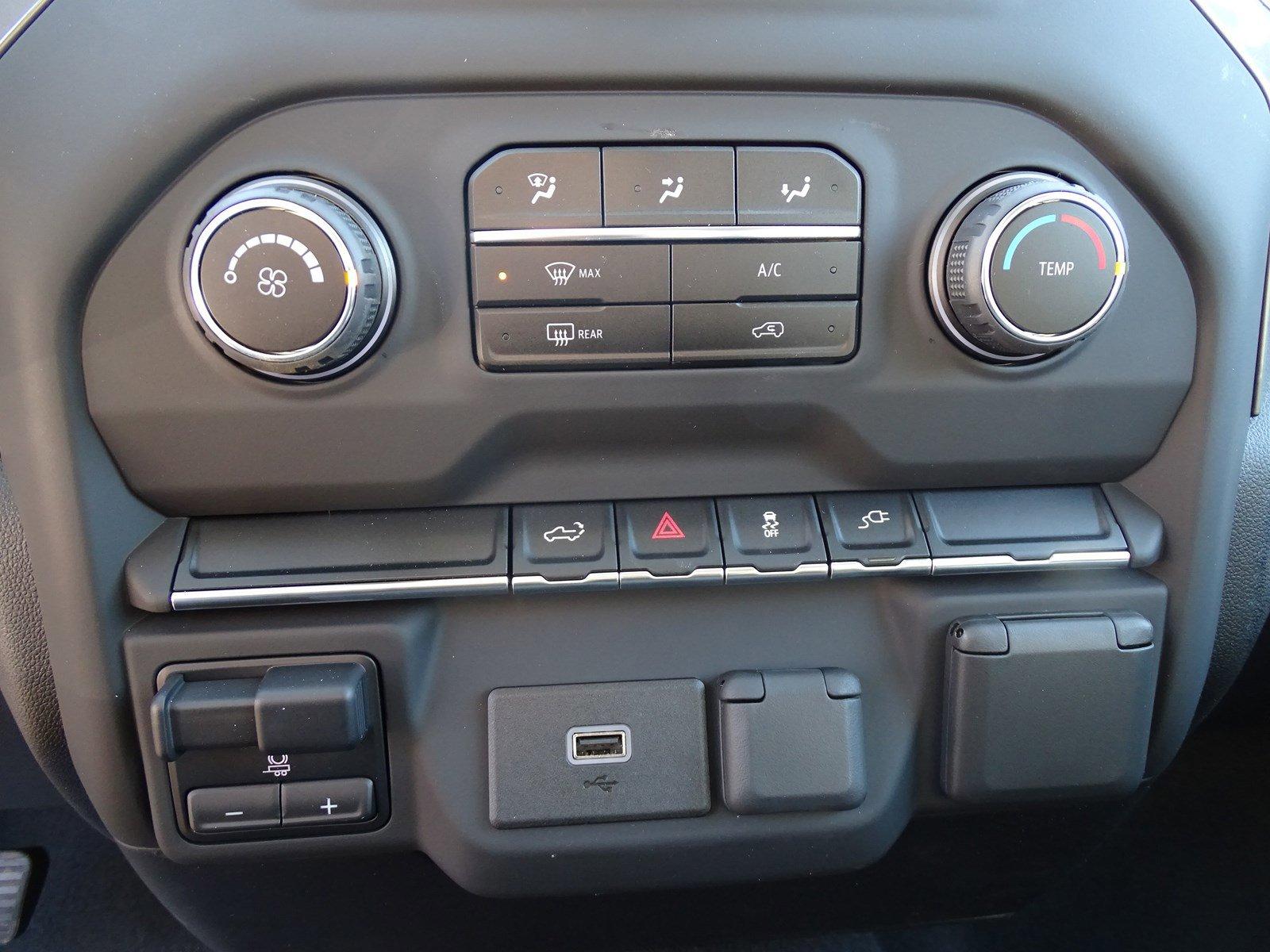 New 2020 Chevrolet Silverado 2500HD Custom
