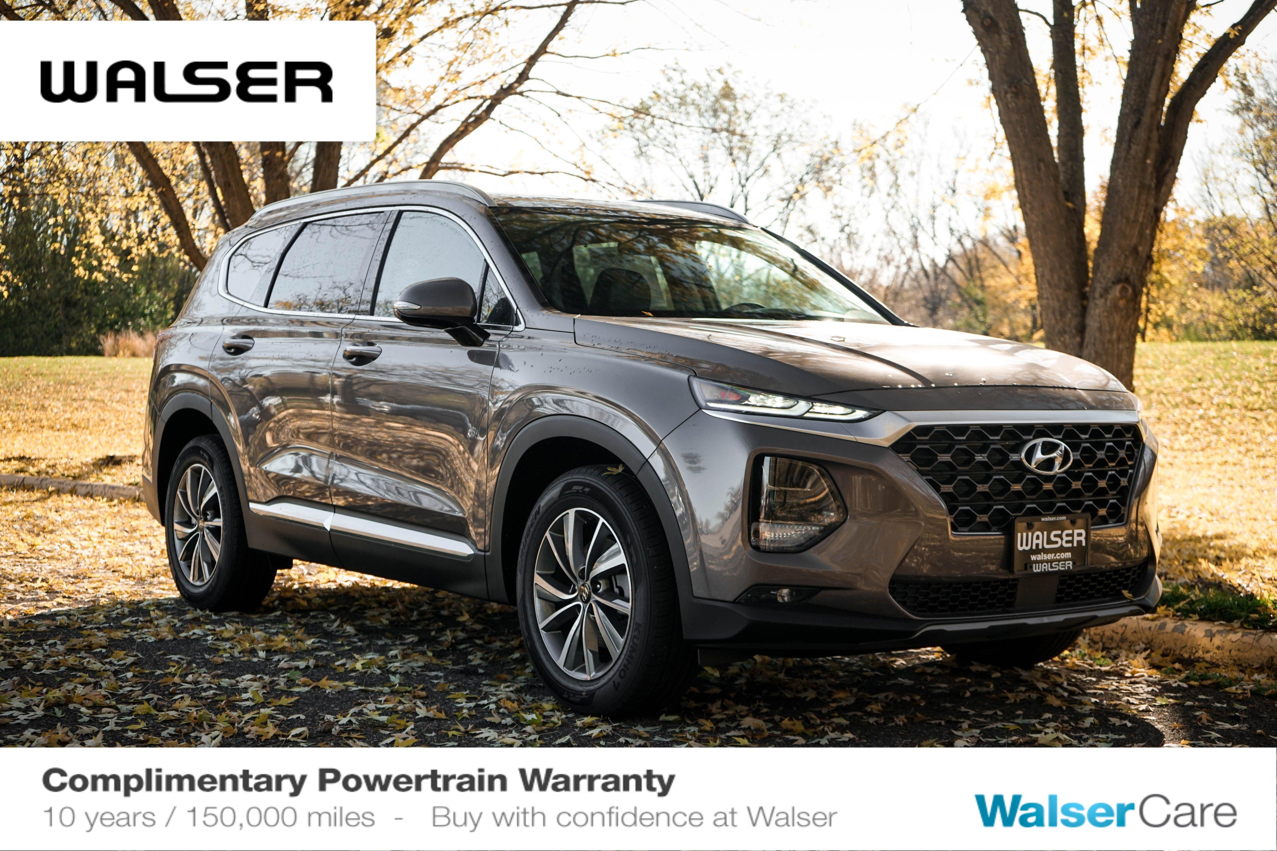 New 2020 Hyundai Santa Fe SEL 2.4 AWD/3