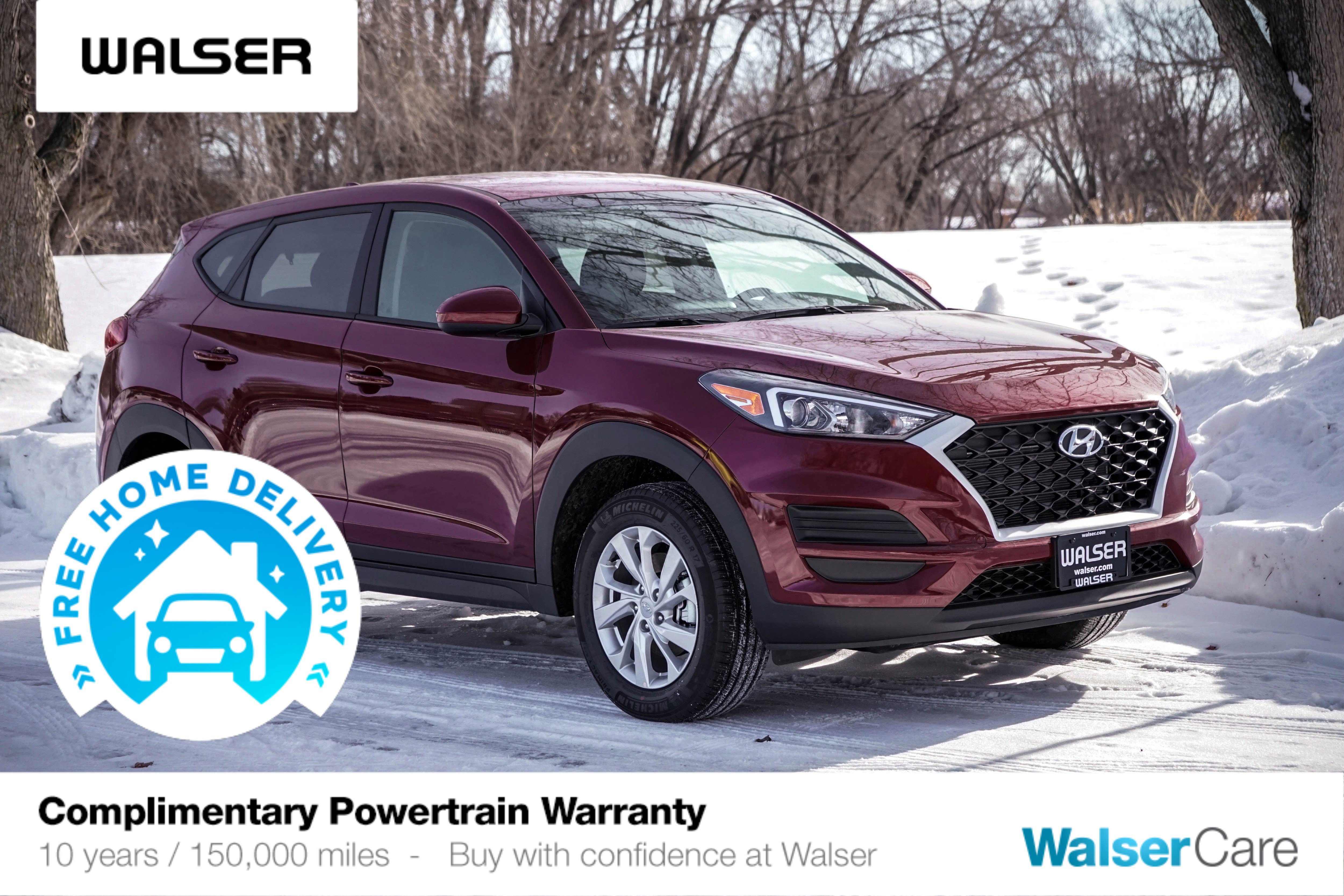 2020 Hyundai Tucson SE AWD Lease Deals