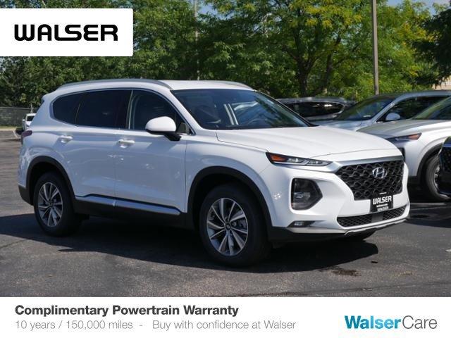 New 2020 Hyundai Santa Fe SEL 2.4 AWD/2